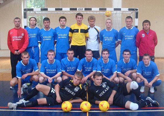 FK Nikars Riga