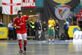 Nejlepším futsalistou světa Portugalec Richardinho