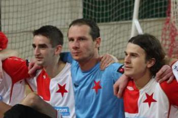 Slavia si v Plzni pojistila postup do play-off