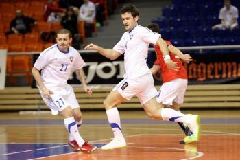 Páteční výsledky 20. kola Jetbull Futsal ligy