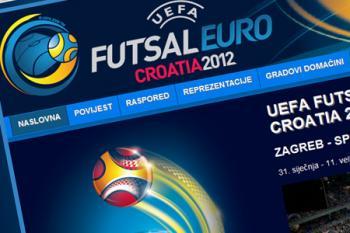 Web o Mistrovství Evropy 2012 byl spuštěn