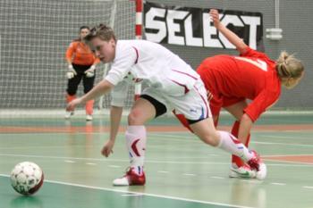 Futsalová reprezentace žen odehraje turnaj v Rusku