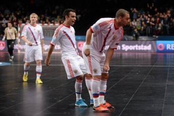 Euro zná první semifinalisty: Rusko a Portugalsko