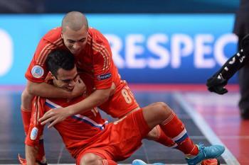 Rusko a Itálie postupují do finále ME