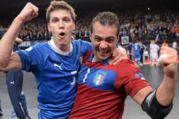 Itálie přehrála ve finále ME s přehledem Rusko