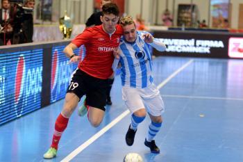 Futsalisté Chrudimi vyhráli poosmé v historii český pohár