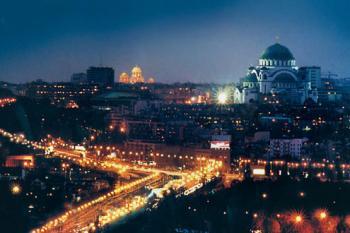 Bělehradské střípky – sobota, 6.2.2016