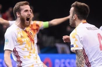 Španělsko deklasovalo Rusko a má zlato z ME!