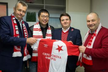 Futsalová Slavia se představila na utkání Synot ligy!