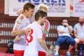 Slavia vyhrála první zápas, lépe zvládla prodloužení