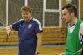 Tomáš Neumann vedl trénink přeborového MCE Slaný