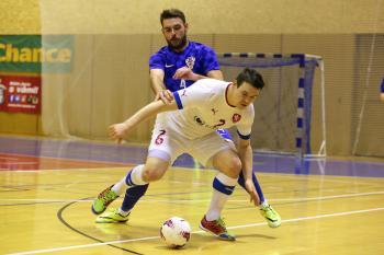 Reprezentace v prvním utkání Chorvatům podlehla