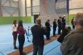 V Mělníku byla otevřena nová sportovní hala, Olympik ji ale zatím využívat nemůže