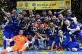 Inter Movistar počtvrté vítězem UEFA Futsal cupu