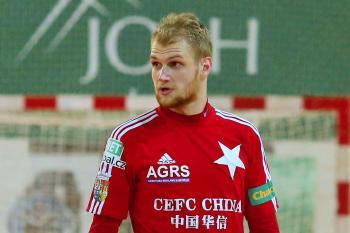 Slavia porazila Helas, výhru zařídil Záruba