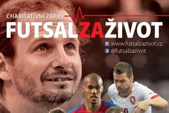 Neopakovatelné! Futsalová reprezentace nastoupí proti té fotbalové!