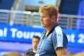 Kvalita týmu Anglie jde nahoru, říká trenér Neumann