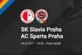 Sparta a Slavia se střetnou v srpnu - v Kadani!