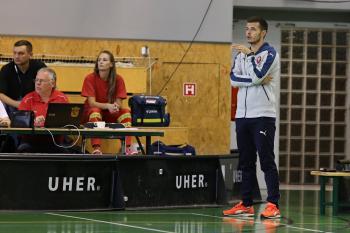 Česká devatenáctka porazila Slovensko