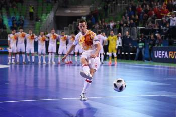Finále ME si zahrají Portugalsko a Španělsko