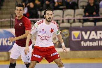 Sestřih pátečního utkání Sparta - Slavia