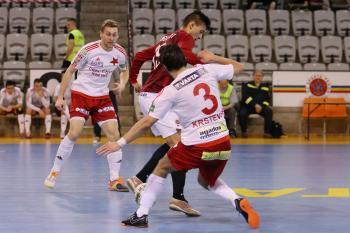 Sestřih nedělního utkání Slavia - Sparta