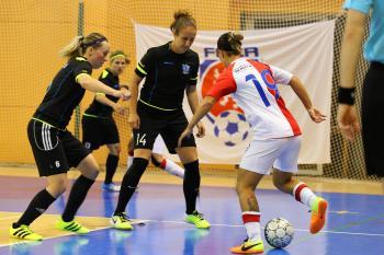 Streamy z finálového turnaje MČR ve futsalu žen