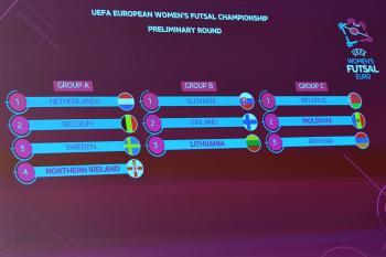 Ženská repre se vydá na kvalifikaci do Portugalska