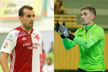 Hráči z české ligy míří na reprezentační akce