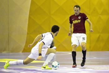Pokračuje VARTA futsal liga, hraje se repríza semifinále