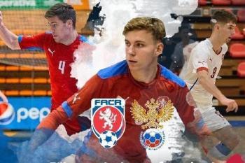 V hale lídra 2. ligy dnes hraje U21 proti Rusku