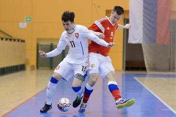 Česká U21 sahala proti Rusku po remíze, nakonec podlehla