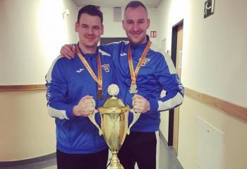 Rozhovor s trenéry Helasu U19 Tomášem Galiou a Davidem Cupákem