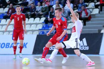 Reprezentace U19 s Běloruskem remizovala