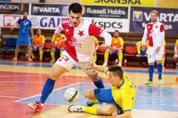 Dojde si dnes Slavia v Plzni pro mečbol?
