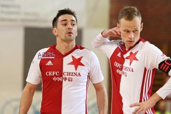Semifinále: Vyhraje Slavia poprvé nad Svarogem?