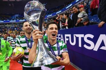 Sporting Lisabon poprvé vítězem Ligy mistrů