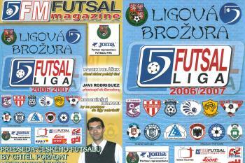 Retro: Prohlédni si futsalový časopis z roku 2006