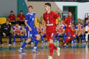 Reprezentace nastřílela Slovákům osm gólů