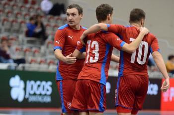 Repre v akci: A-tým utká s Nizozemím, U21 se Slovenskem