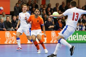Repre se chystá na zápasy proti Nizozemcům