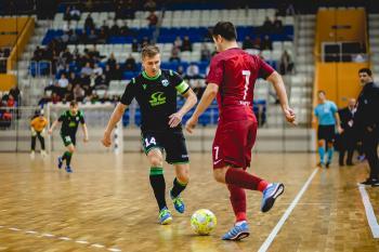 Sparta porazila Minsk, do Final four přesto nepostoupí