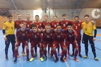 Repre U19 v Ostravě prohrála, nedařilo se ani ženám