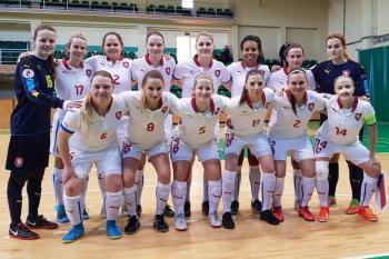 Češky podlehly na Freedom Cupu Maďarkám po penaltách