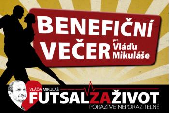Benefiční večer pro Vladimíra Mikuláše