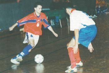 Český futsal slaví výročí: 20 let od prvního velkého postupu