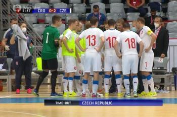 Barážová bitva v Chorvatsku skončila remízou