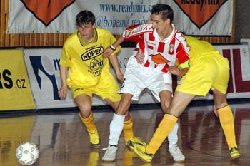 RETRO: Futsalové soutěže mládeže byly úspěšné